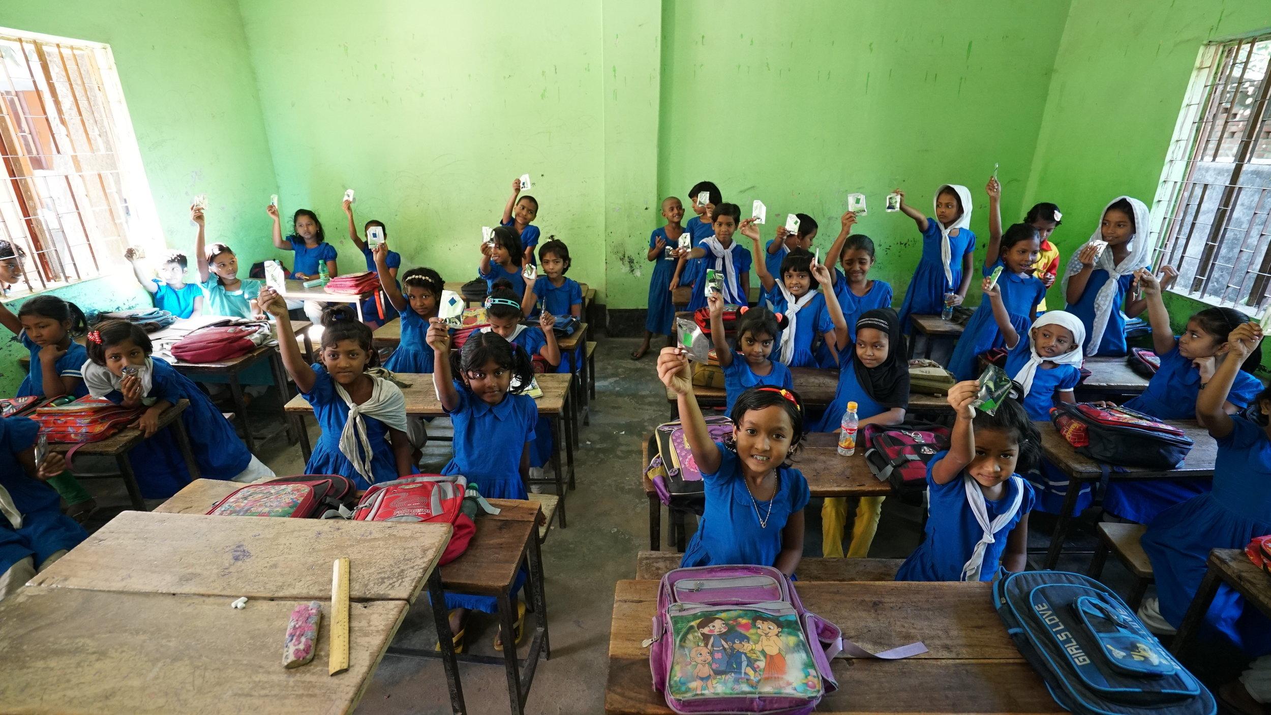 Rajshahi School Kids