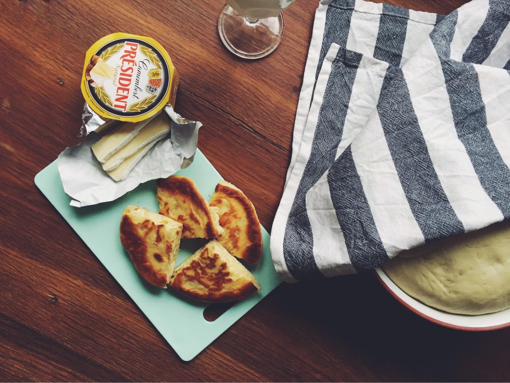 itāļu fokāčas maize manā gaumē - šī ir patiešām forša brīvdienu brokastu, uzkodu un