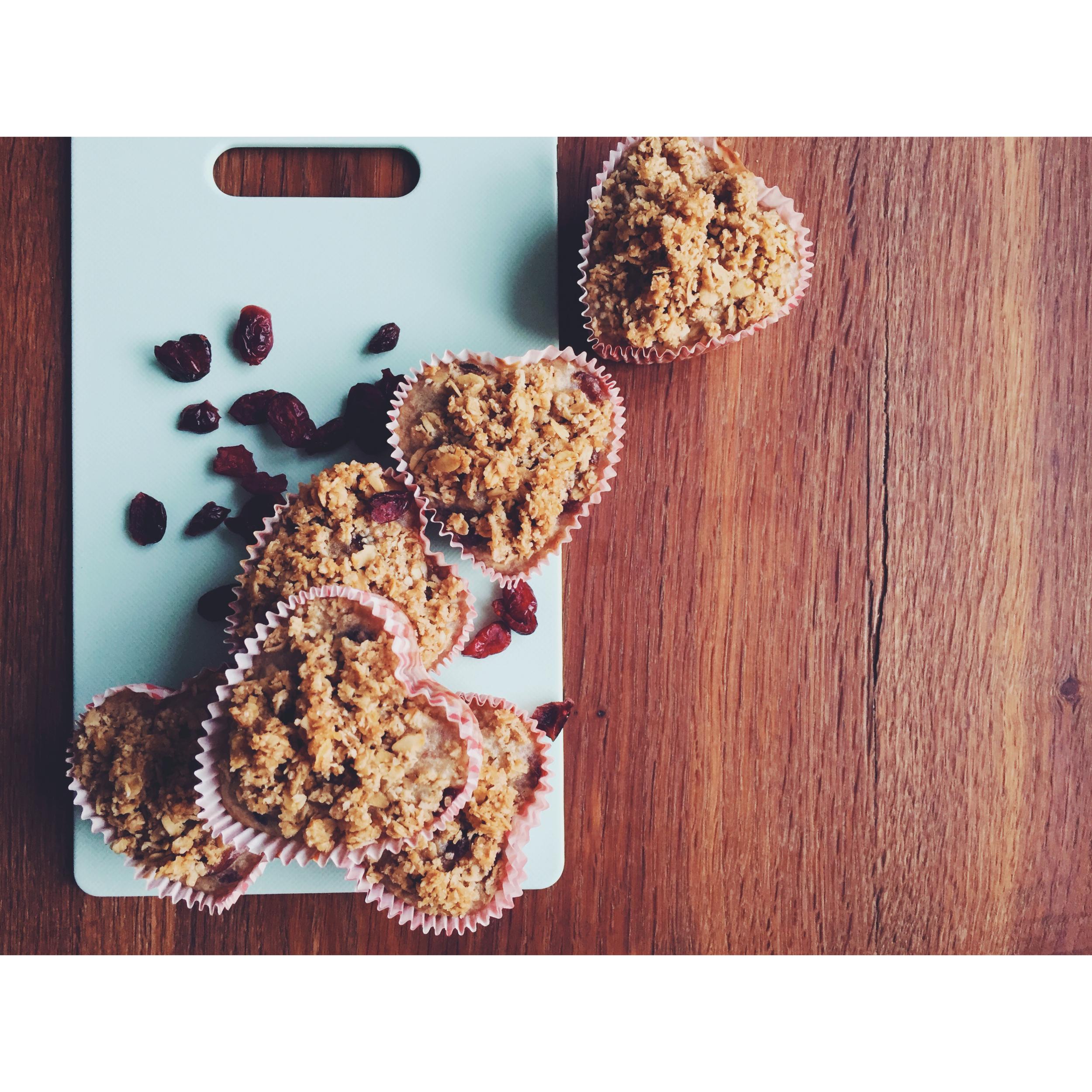 brokastu auzu mafini ar auzu drupačām - šķiedrvielām pārbagāti, brokastīm ideāli, maz taukvielu saturā un ļoti garšo pēc