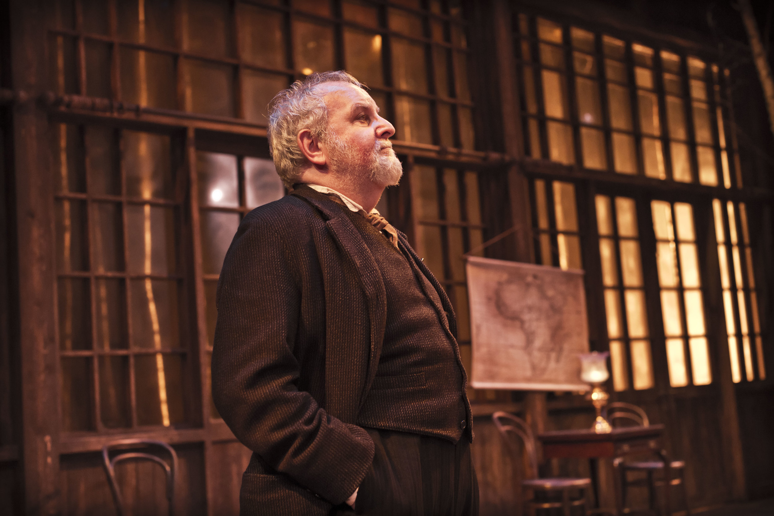 5. CFTunclevan2012JP_01462 Anthony O'Donnell (Telegin) in Uncle Vanya Photo by Johan Persson).jpg