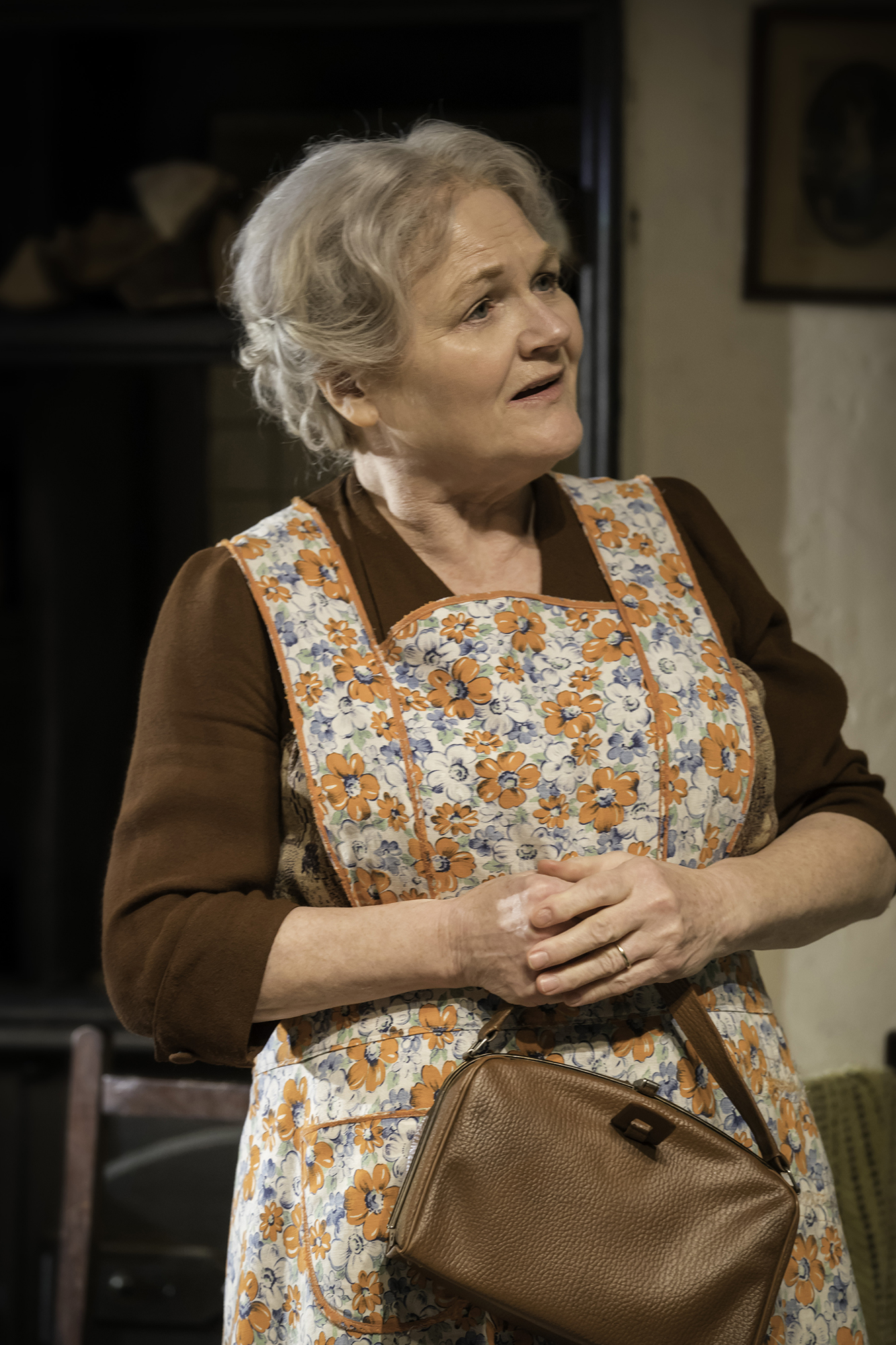 Lesley Nicol (Mother) in The York Realist at the Donmar Warehouse, directed by Robert Hastie. Photo by Johan Persson 11008.jpg
