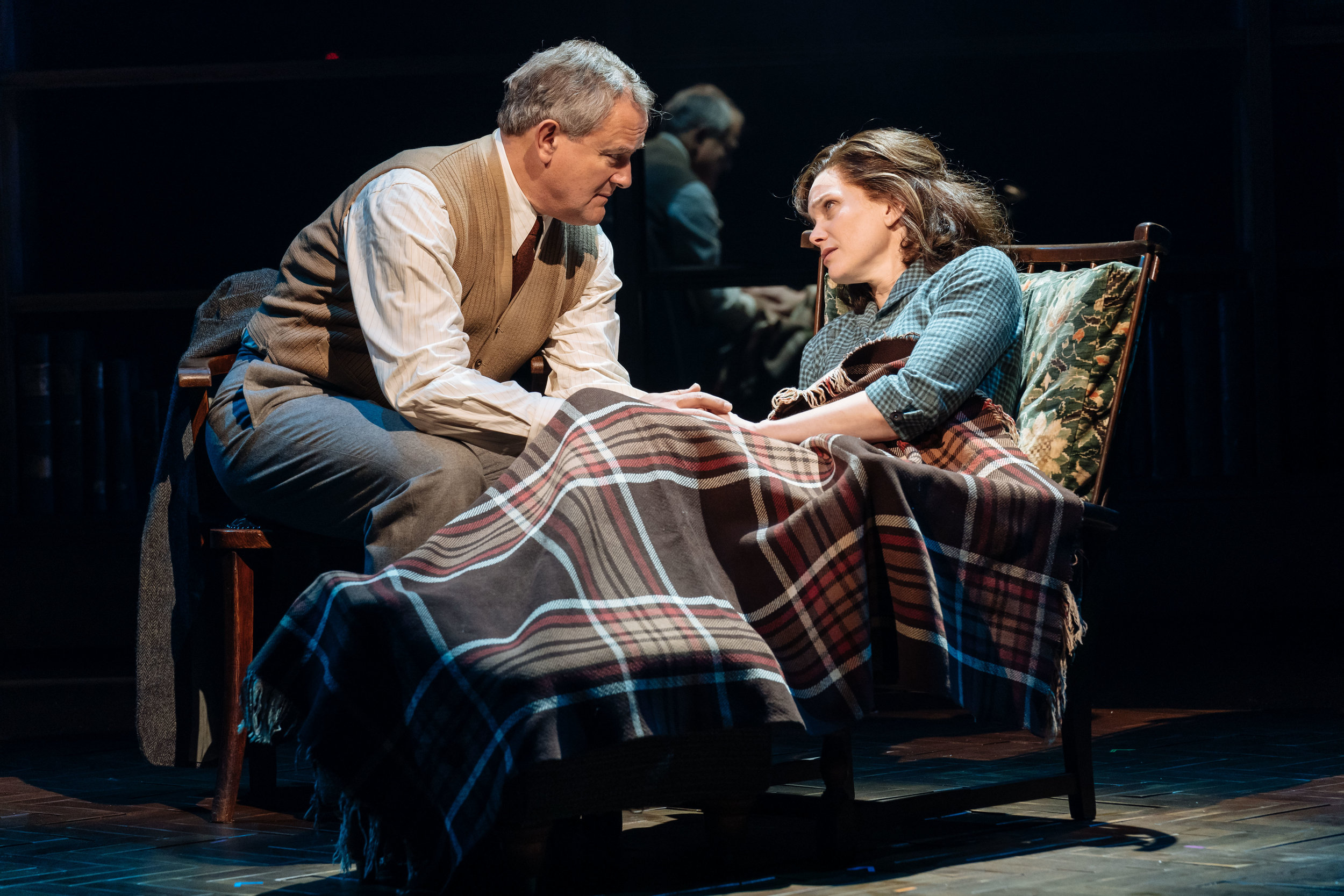 Hugh Bonneville and Liz White in SHADOWLANDS at Chichester Festival Theatre Photo Manuel Harlan-157.jpg