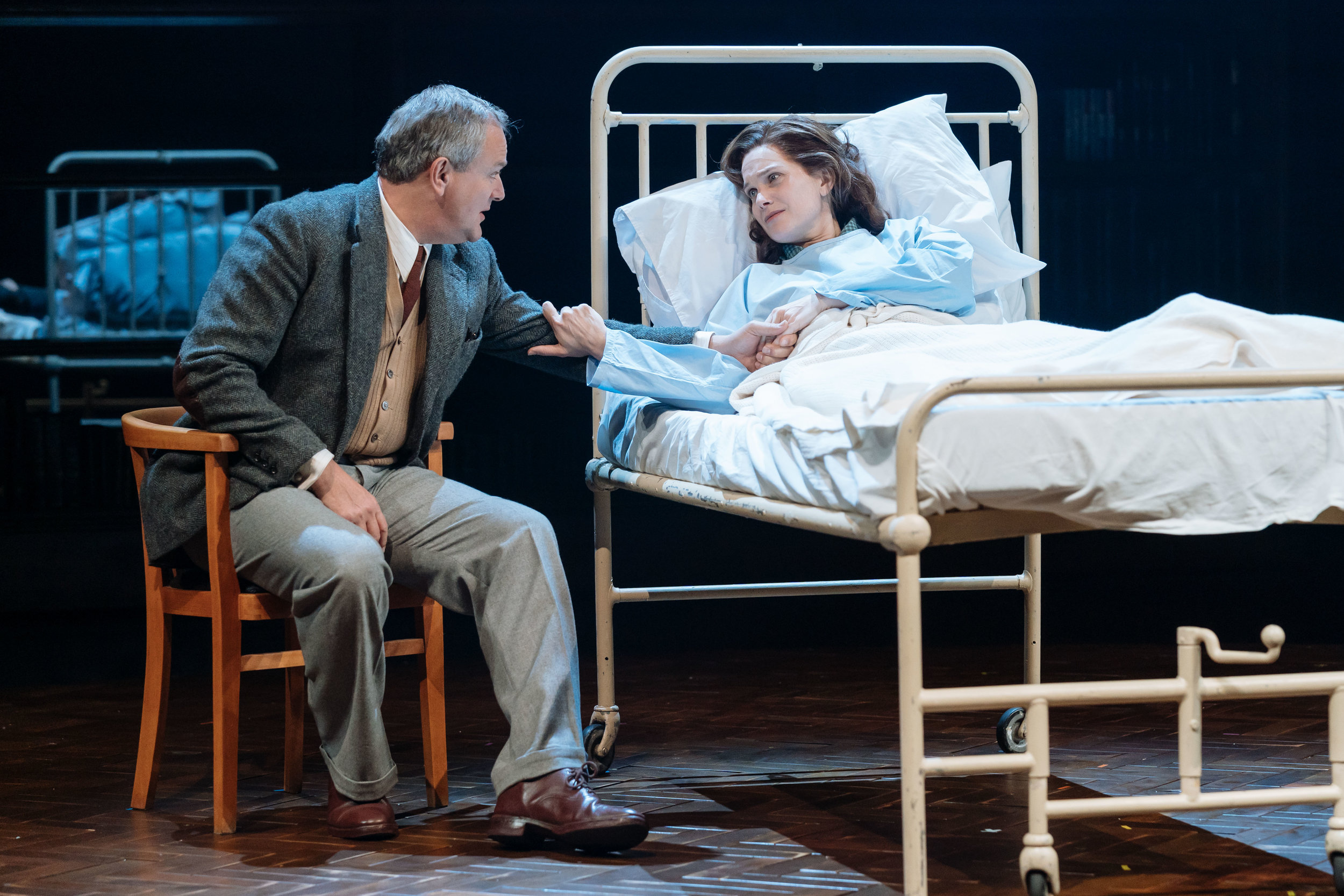 Hugh Bonneville and Liz White in SHADOWLANDS at Chichester Festival Theatre Photo Manuel Harlan-133.jpg