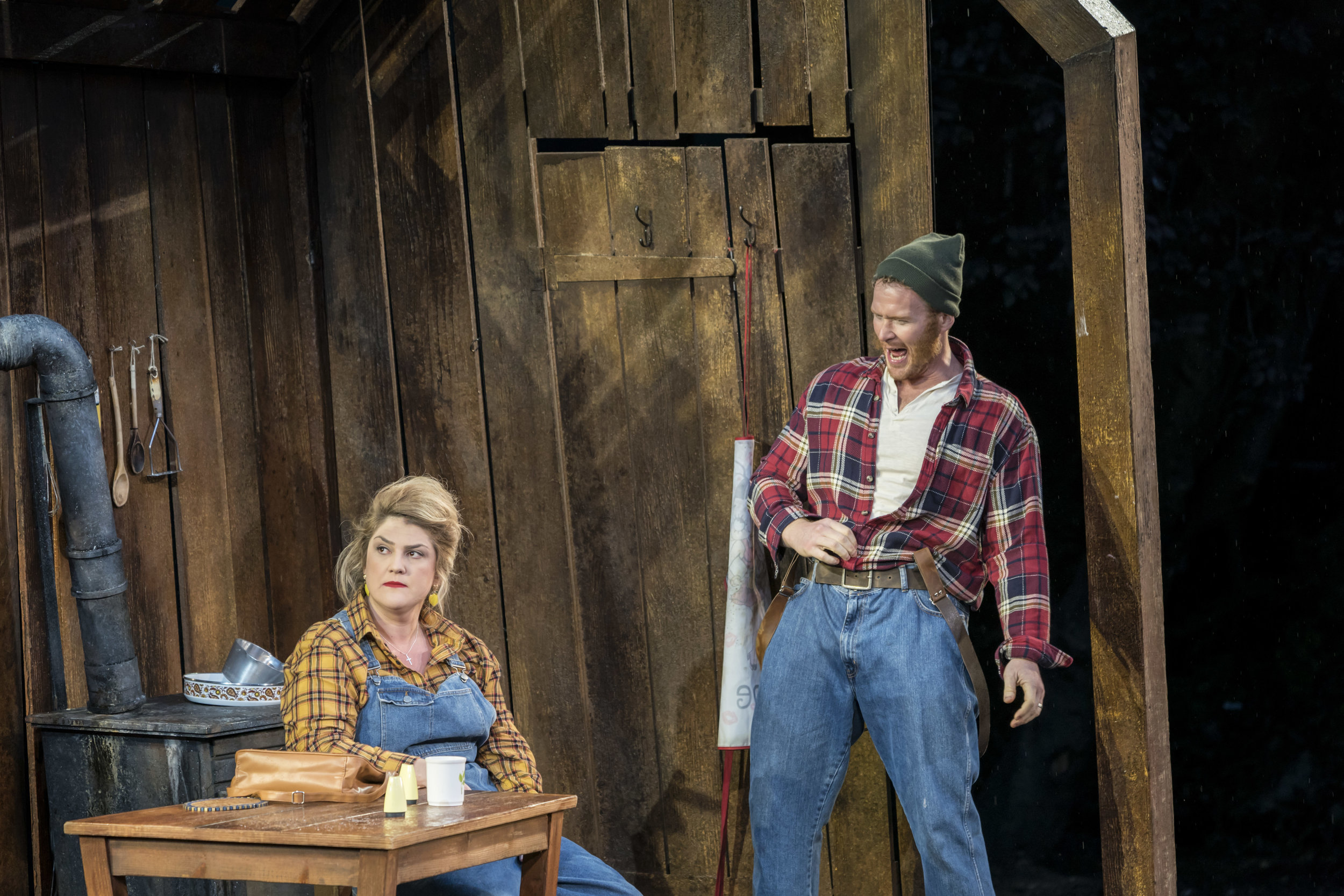 Rosie Aldridge and Duncan Rock as Mother and Father. Photo Johan Persson..jpg