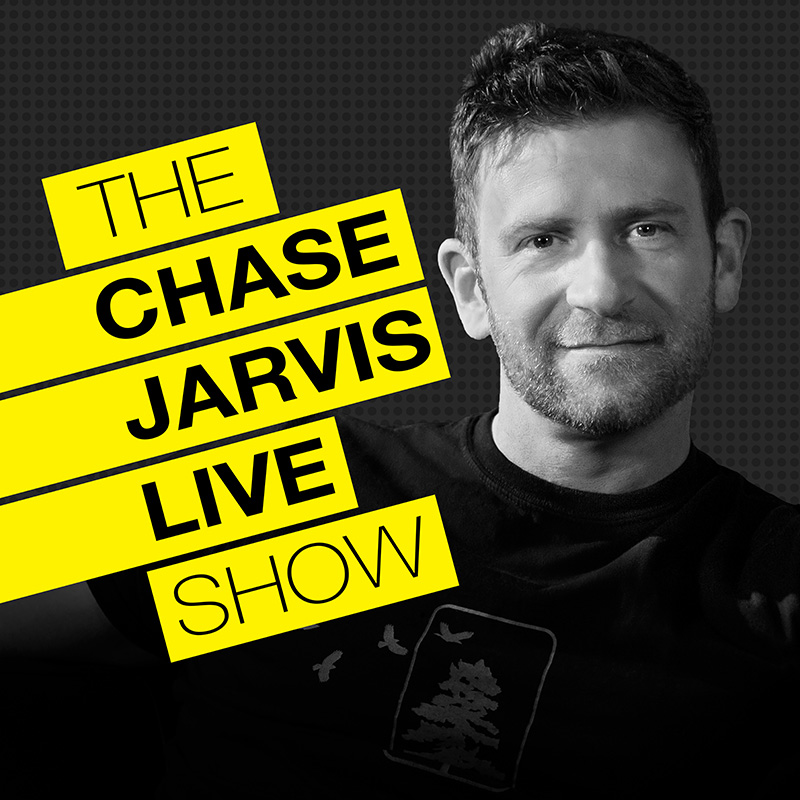 Chase Jarvis Live - Photographer and creator of CreativeLive -an online creative learning platform. In his podcast he interview and talks with creatives in a variety of fields.