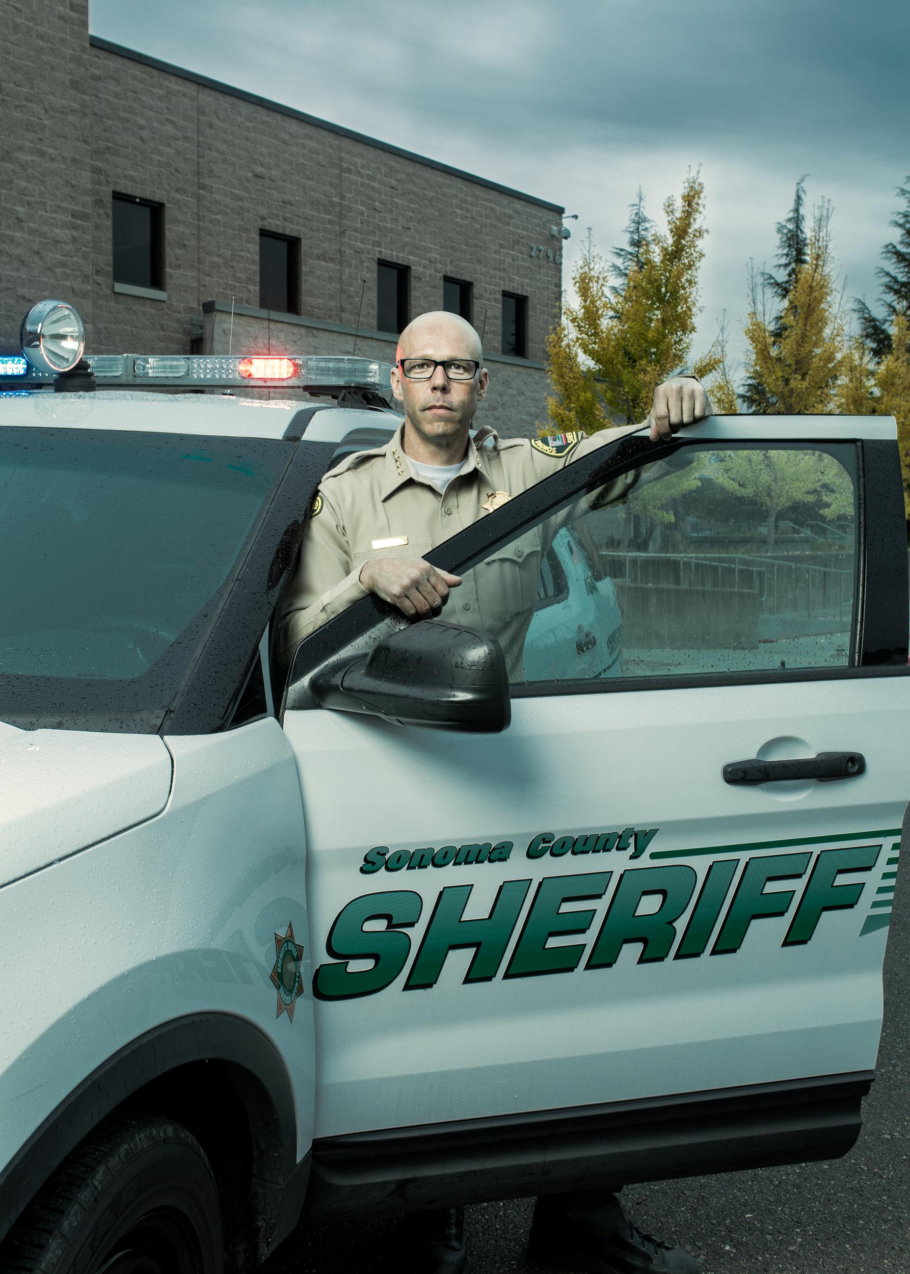 Sheriff Rob Giordano -