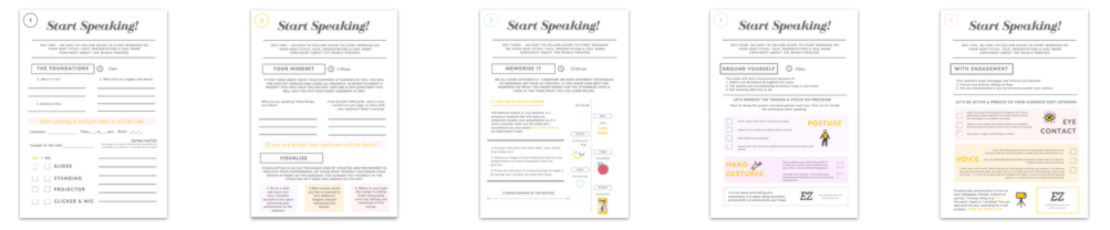 One Worksheet A Day! -