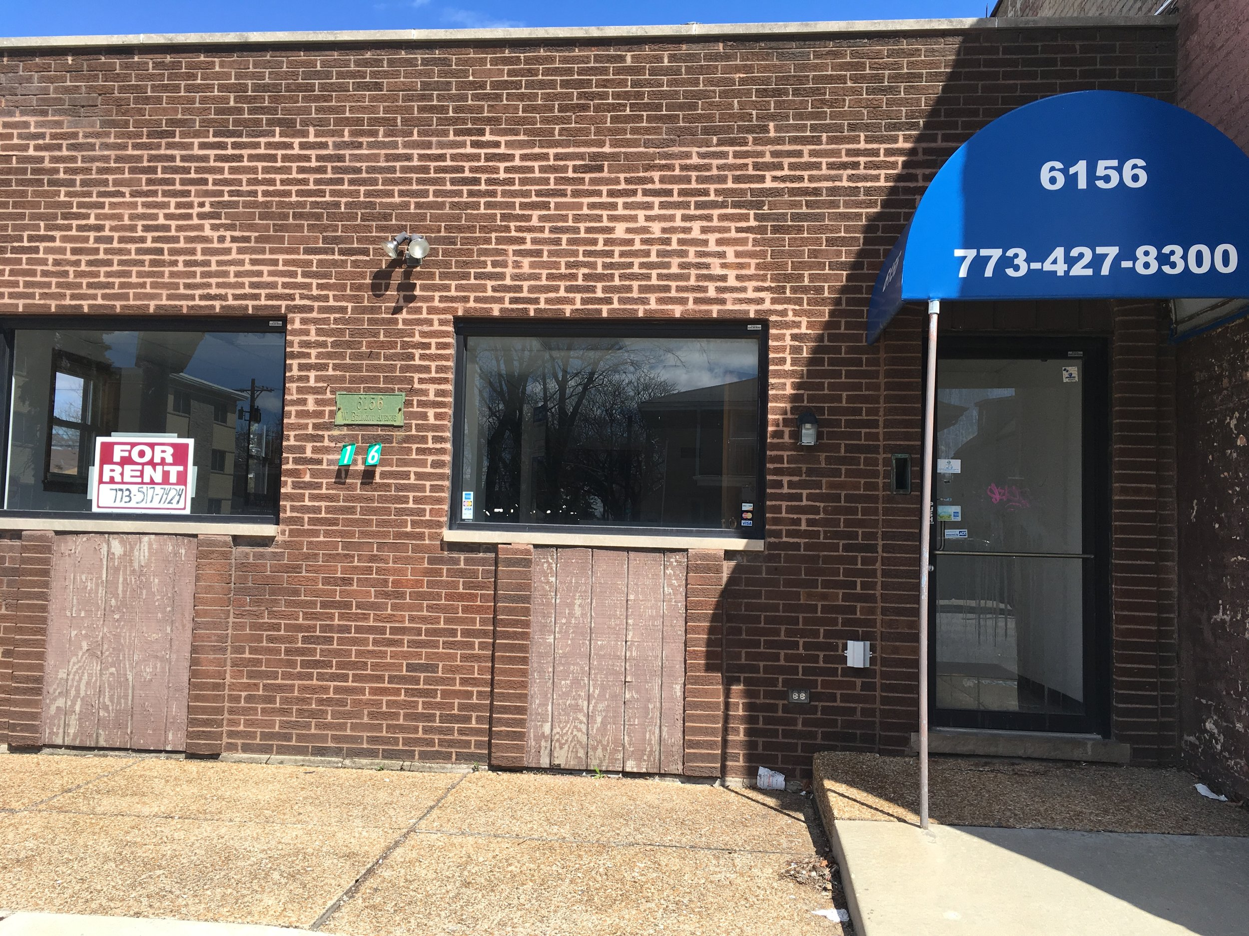 6156 W. Belmont Ave    Call  773-517-7424