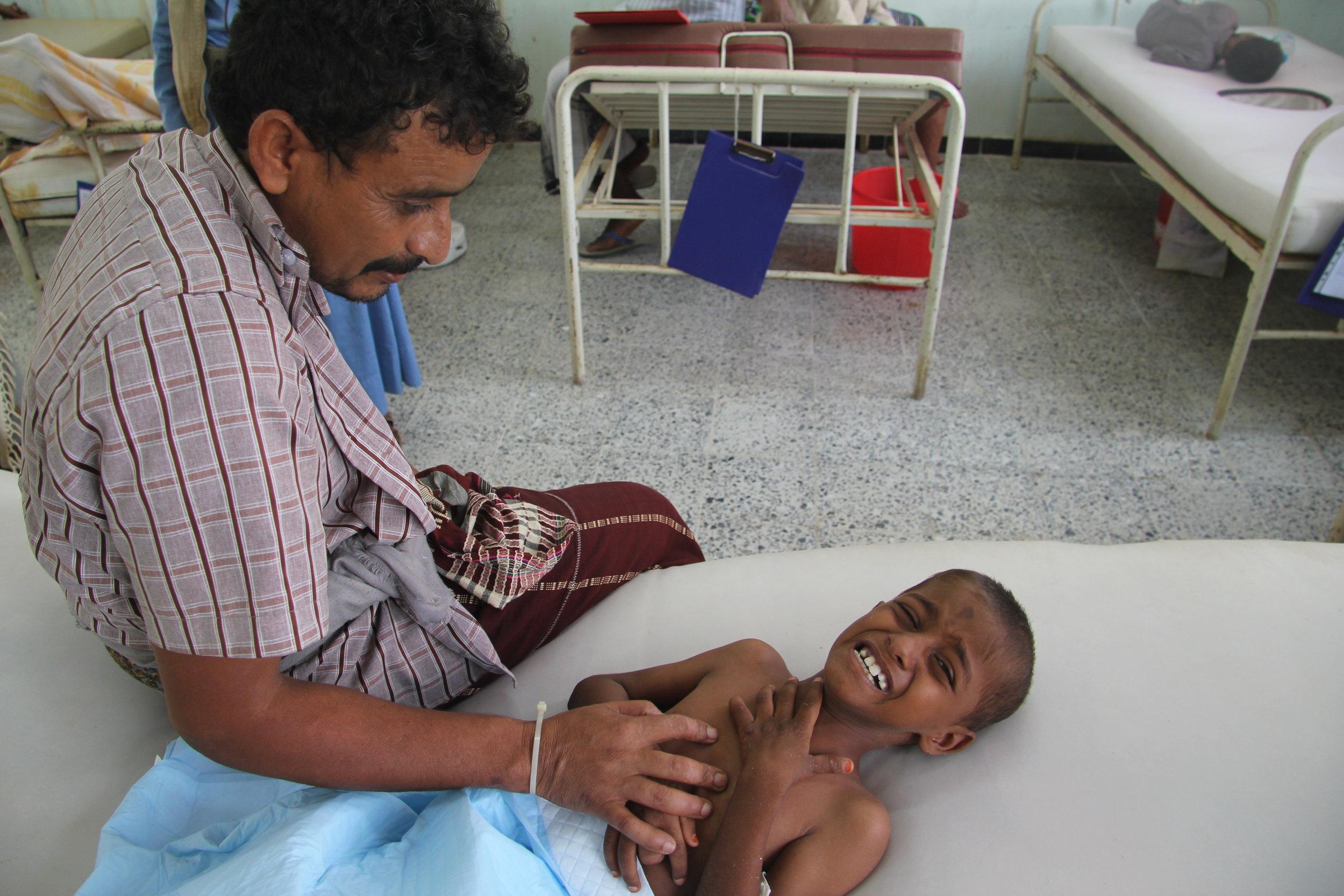 احمد الفاضيل – اوكسفام اليمن – أغسطس 2017