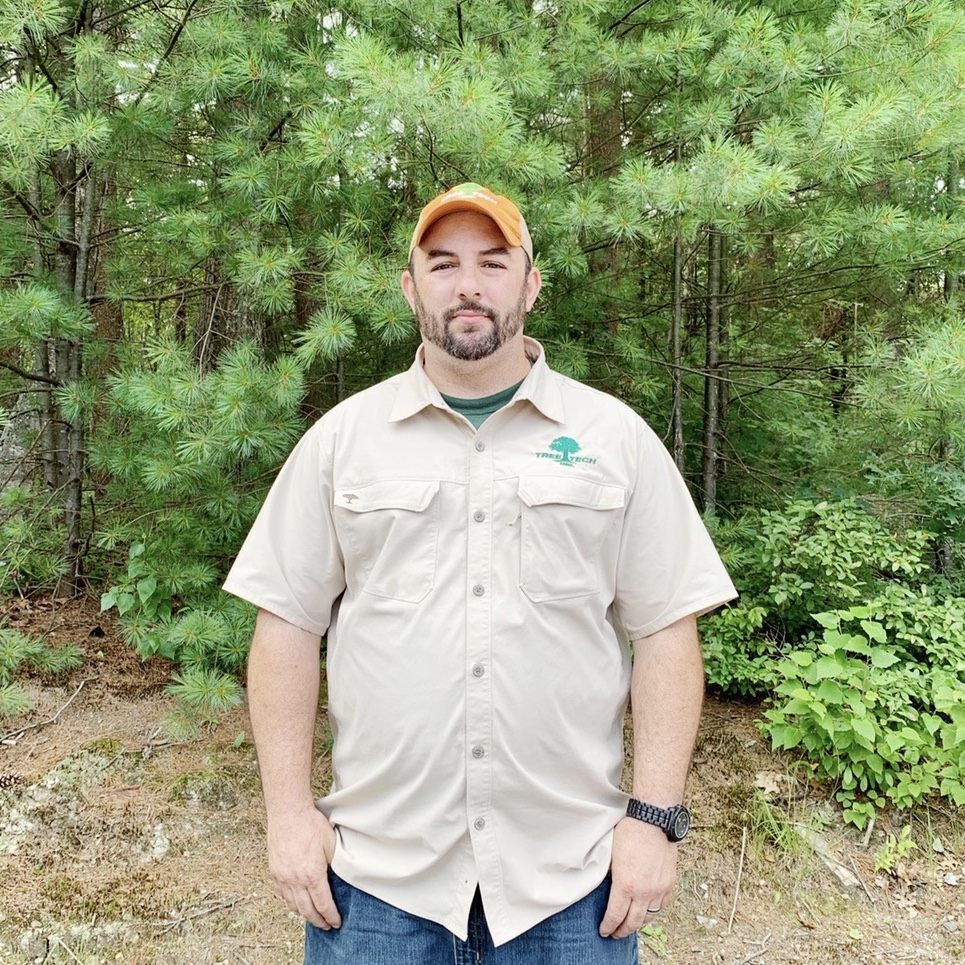 CARL TAYLOR - ISA, RILA, Arborist representative