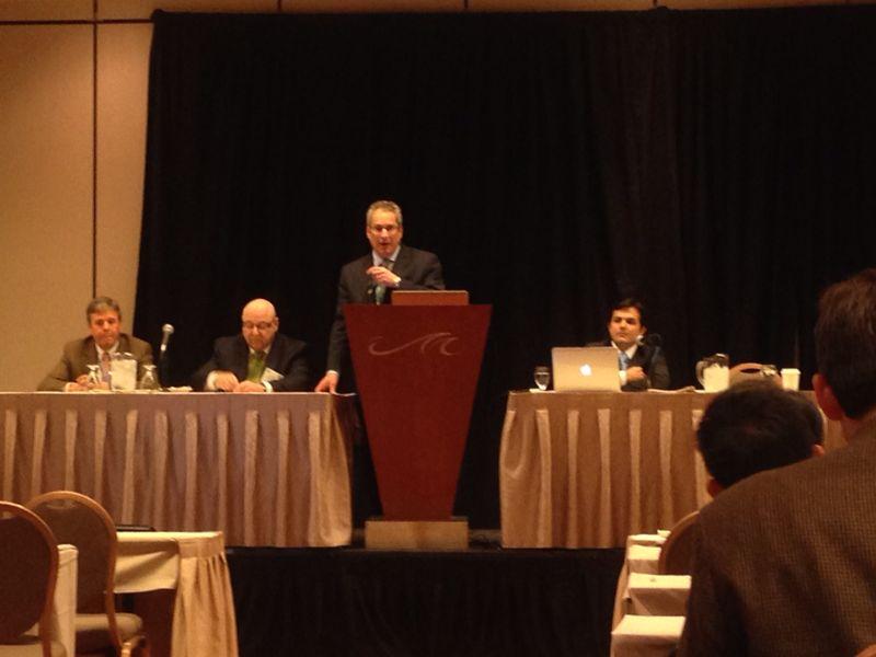North american neuromodulation society annual meeting, Las vegas, EEUU. November 2013