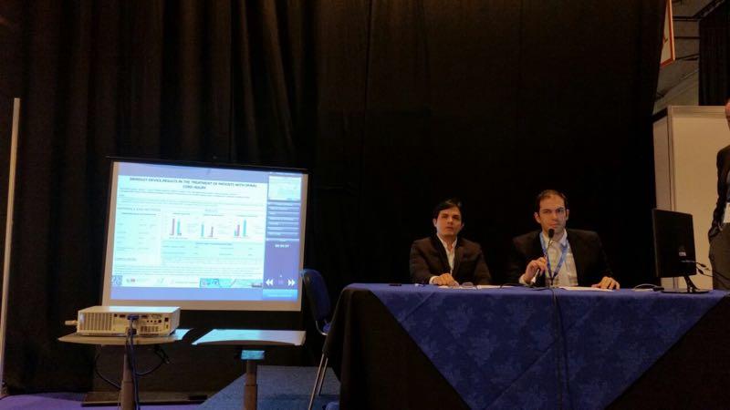 Société Internationale d'Urologie annual meeting. Glasgow, Scotland. October 2014