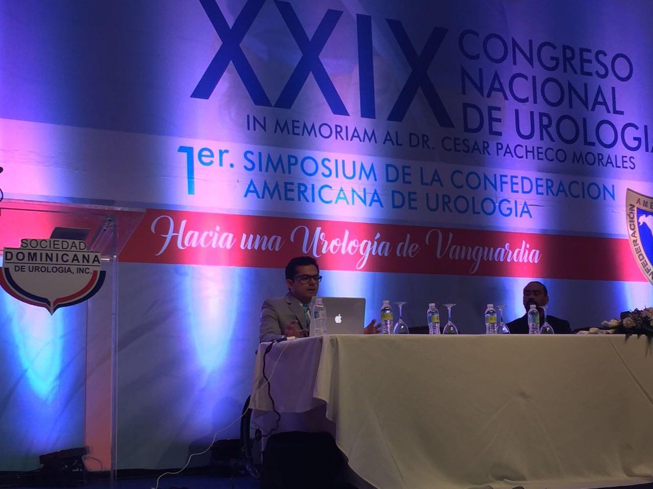 Congreso Dominicano de Urología. Punta Cana. República Dominicana. 2016