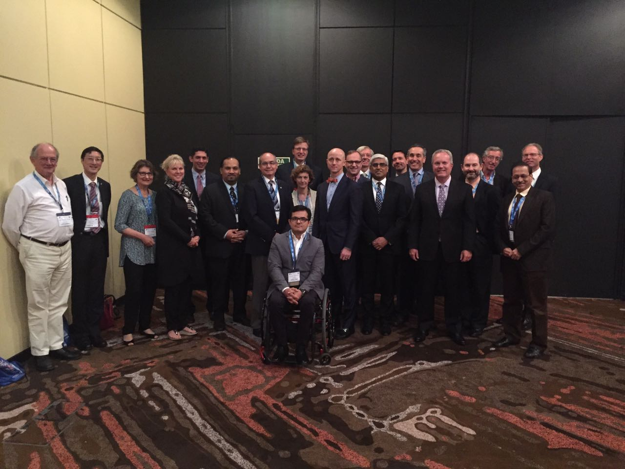 International consultation on Urological disecases. SIU annual meeting. Buenos Aires. Argentina. 2016