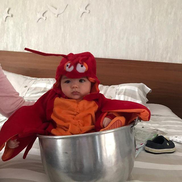 Feliz Halloween mis pequeños