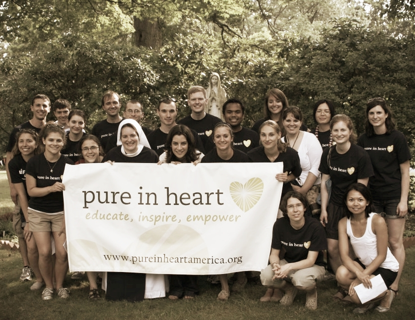 LIFEFEST with the sisters of life in Stamford, ct at villa maria Guadalupe retreat house.