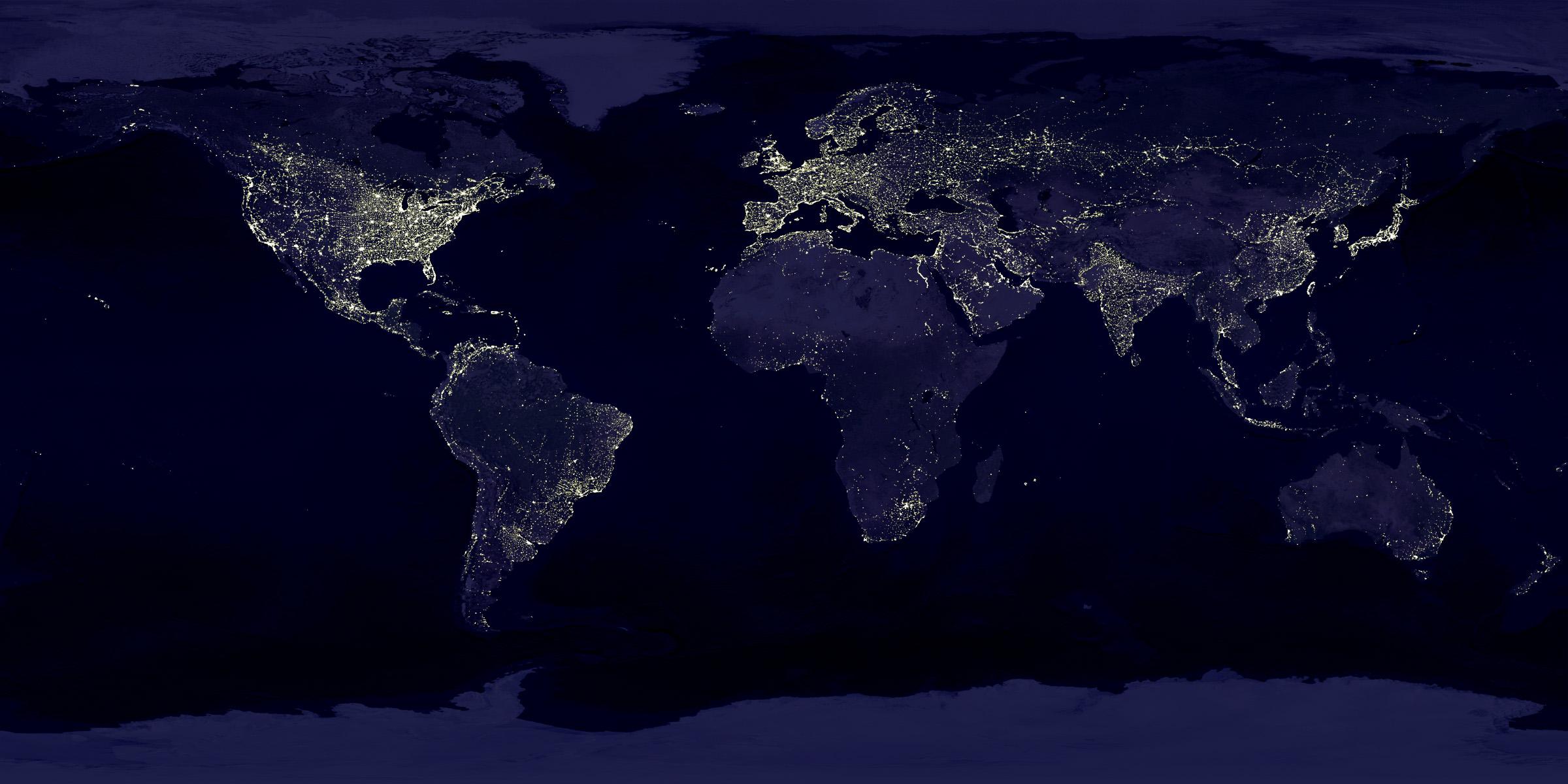 A NASA map