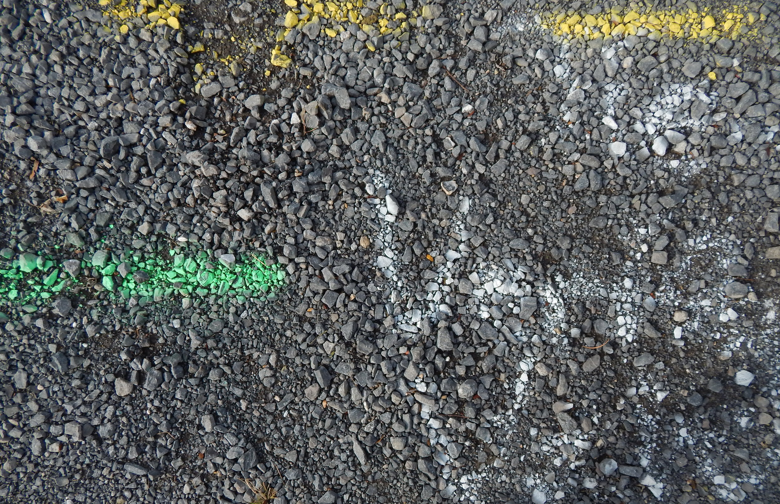 Green yellow white gravel.JPG