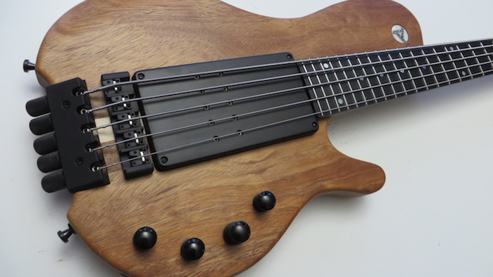 Long Ramp - In keeping with the trend, of course height-adjustable and also with integrated pickup.