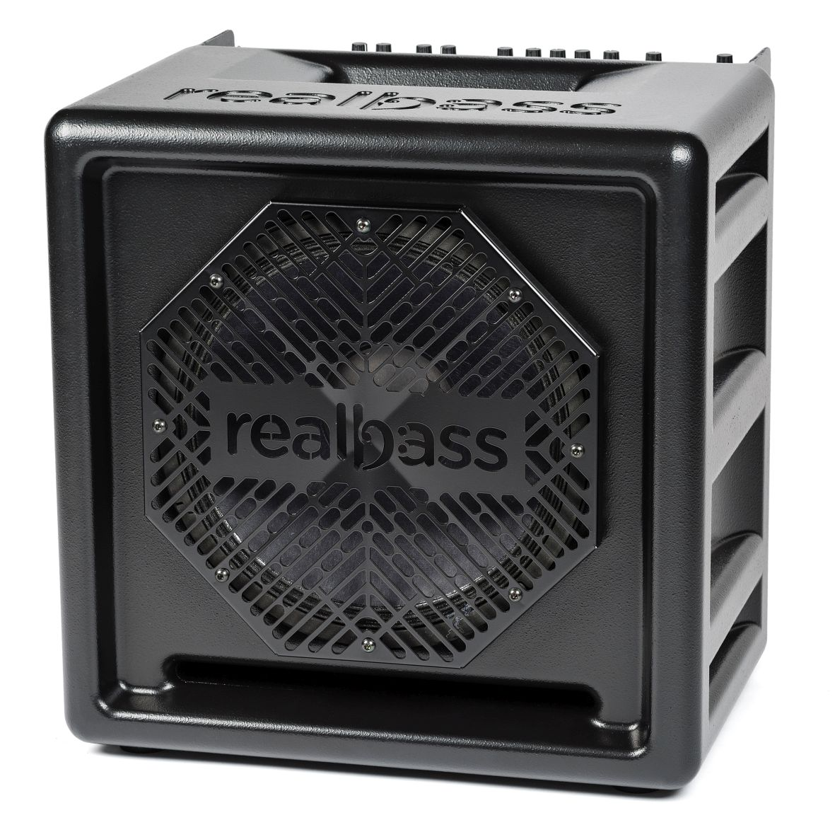New at Hot Wire: - RealbassUltimate Bass Amplification