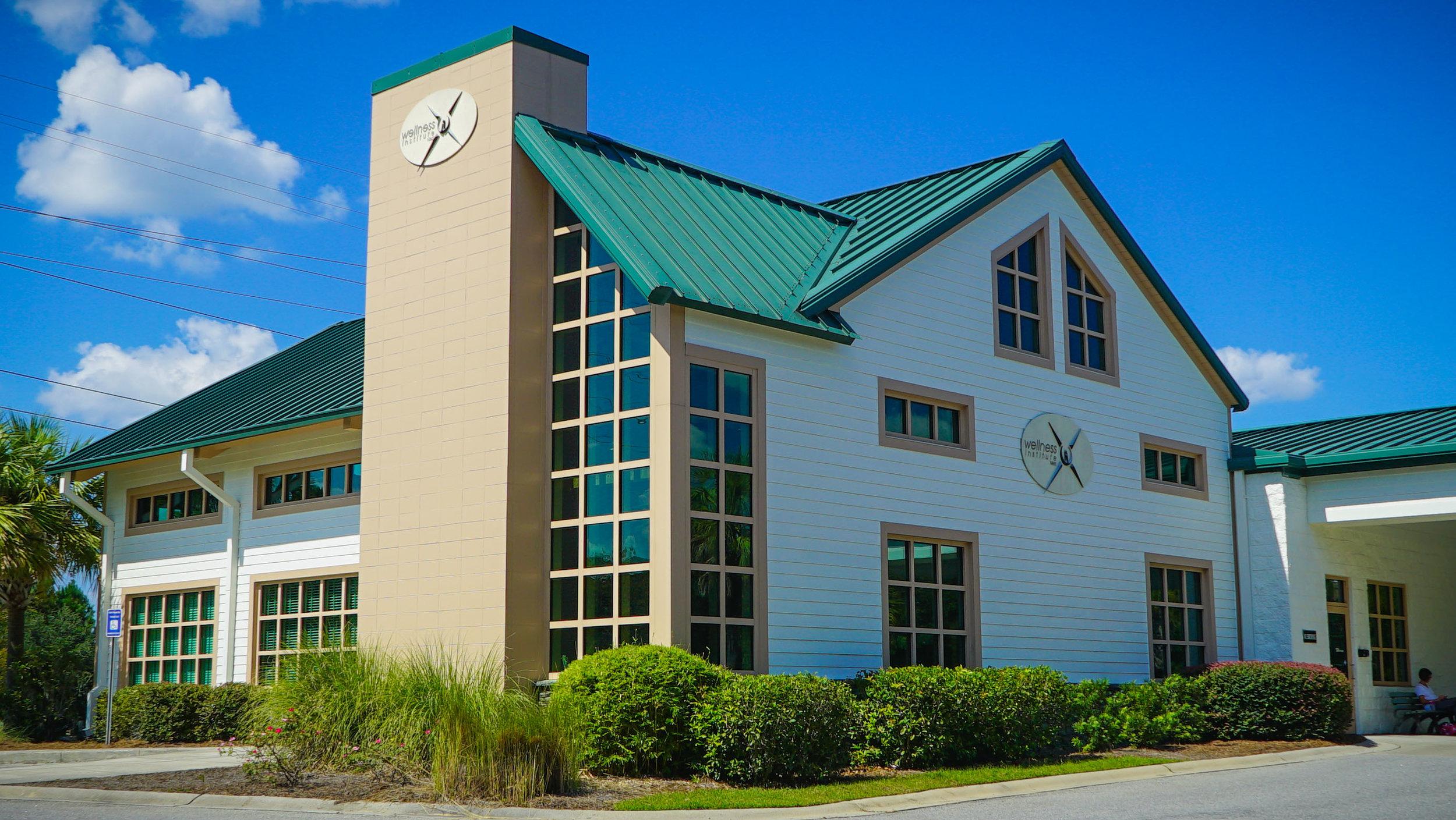 wellness institute exterior