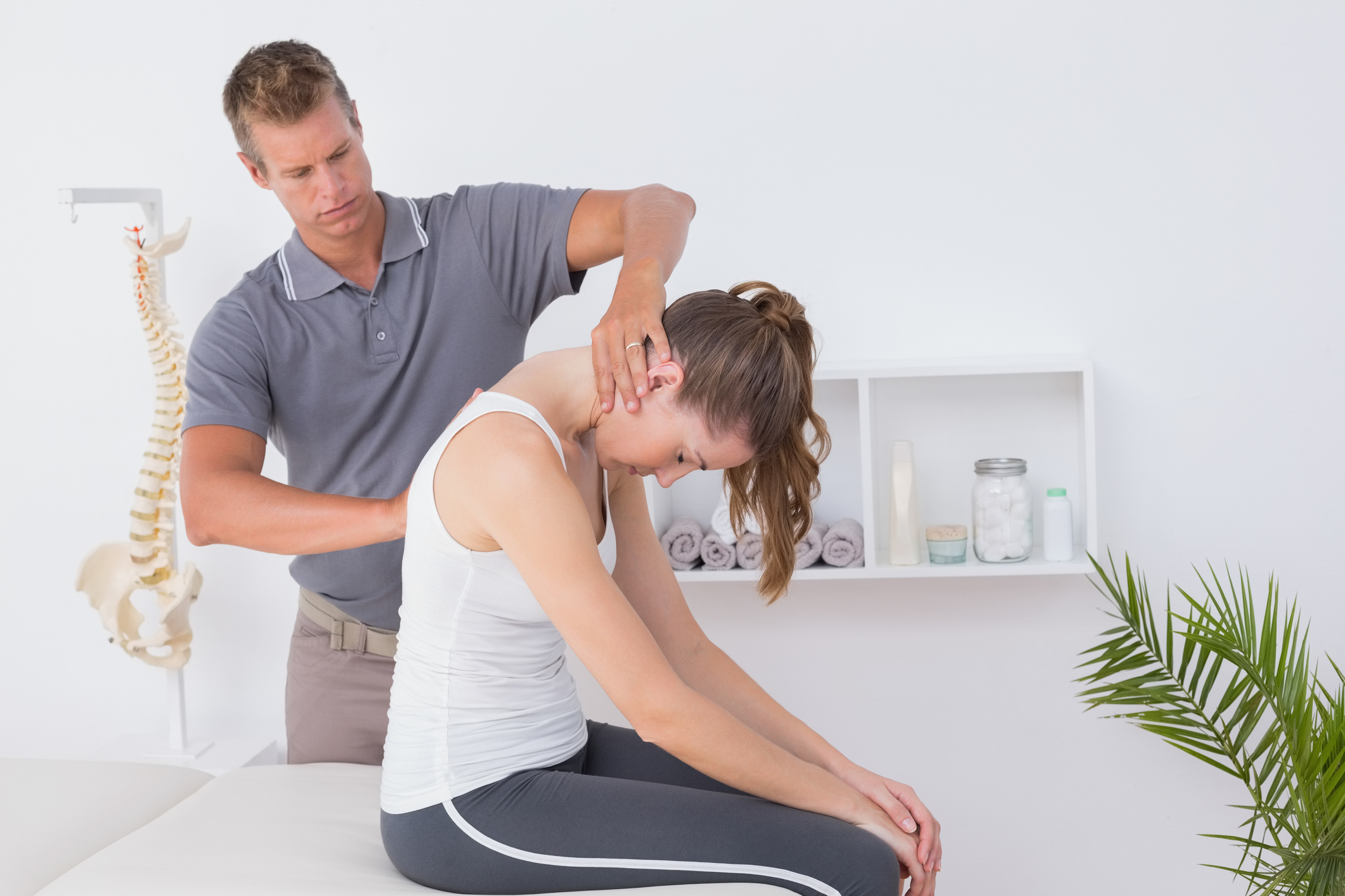 hands-on manual therapy in Okatie