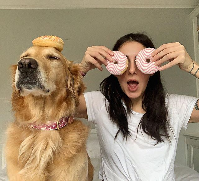 Please donut leave me 😍😋 💕#gifted @friendshipcollar