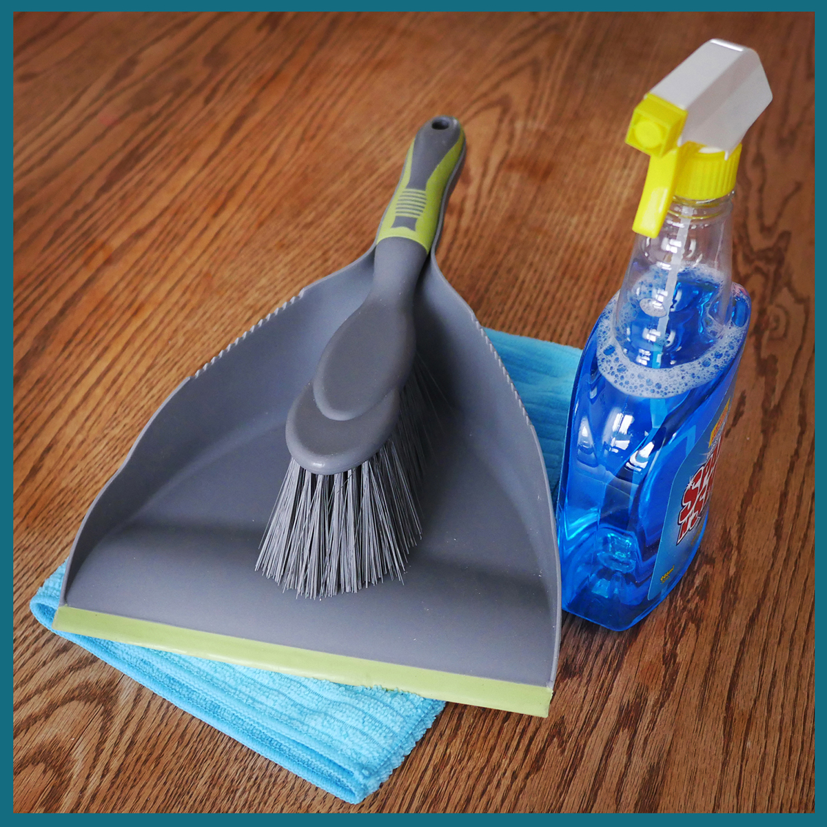 CLEANING KIT -