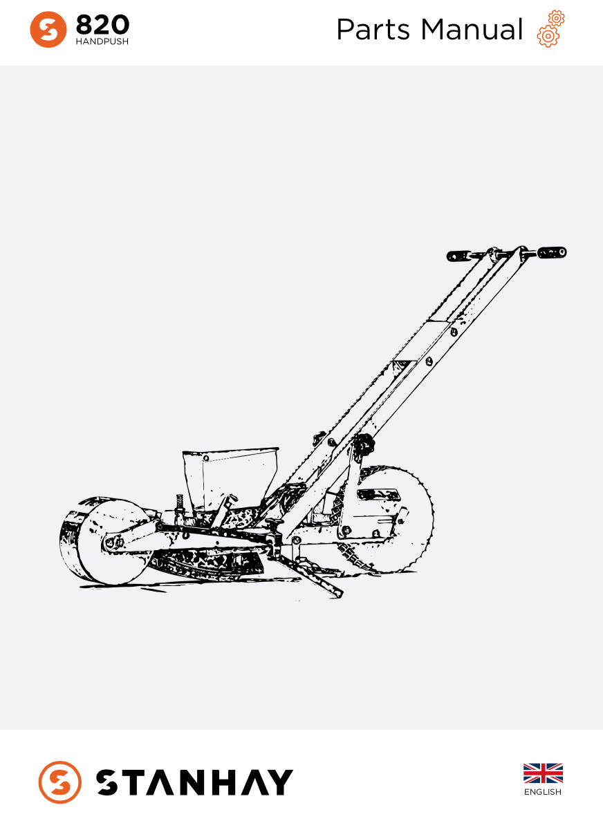 820 Parts Manual