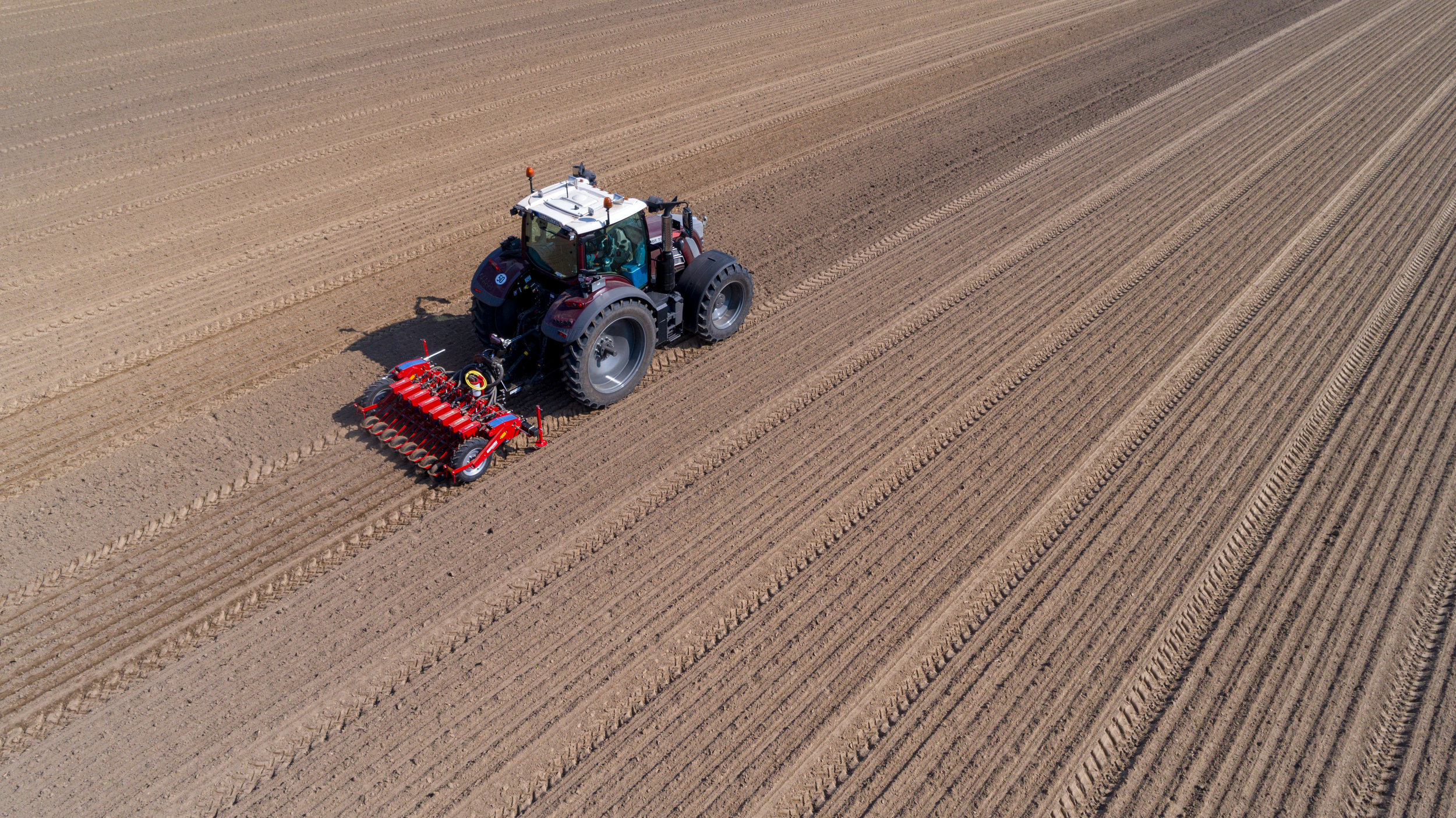 The Future of Precision Seeding     ProAir