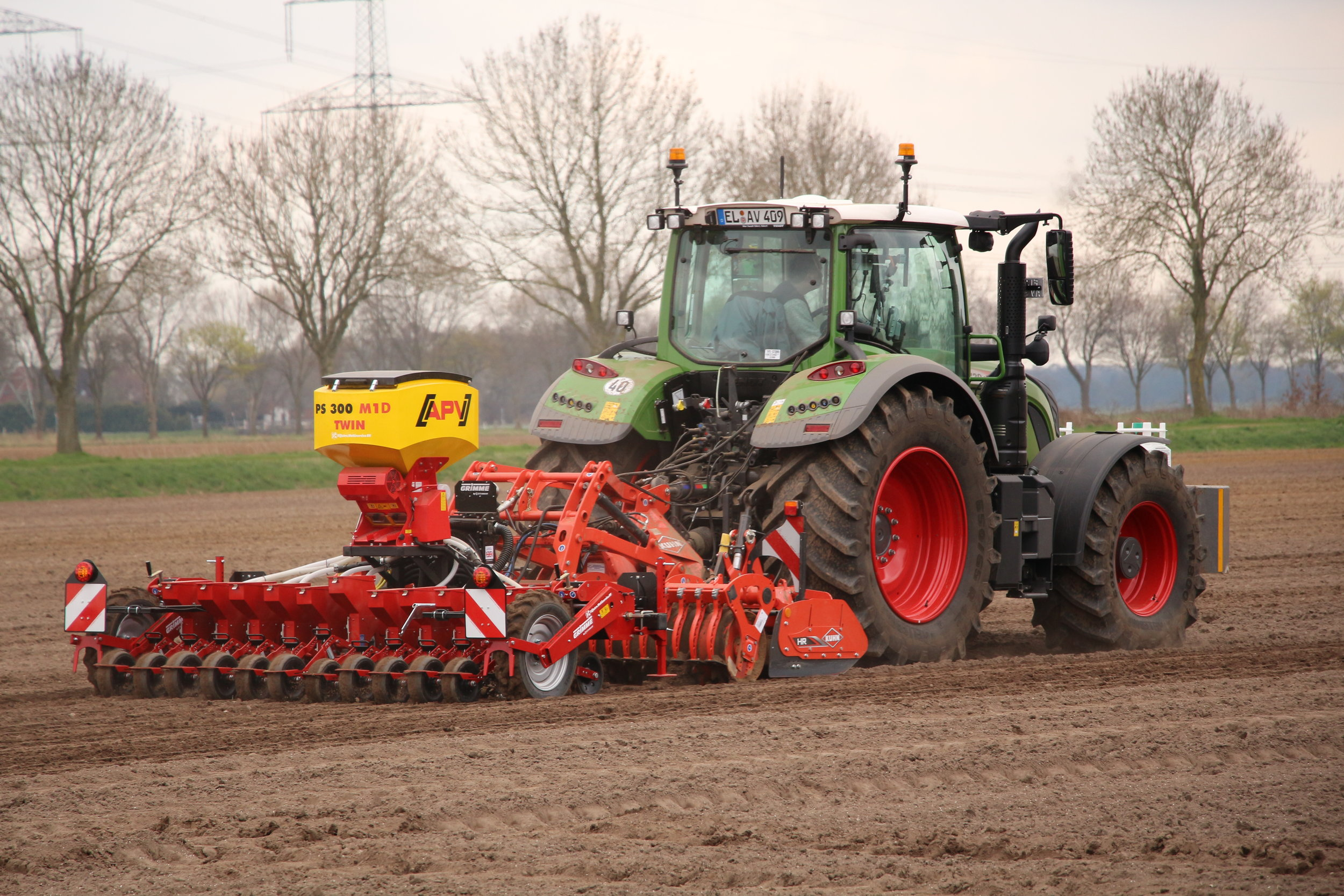 Experts in precision seeding technology