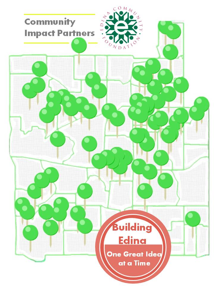 Our Community Impact Partners have Edina covered.