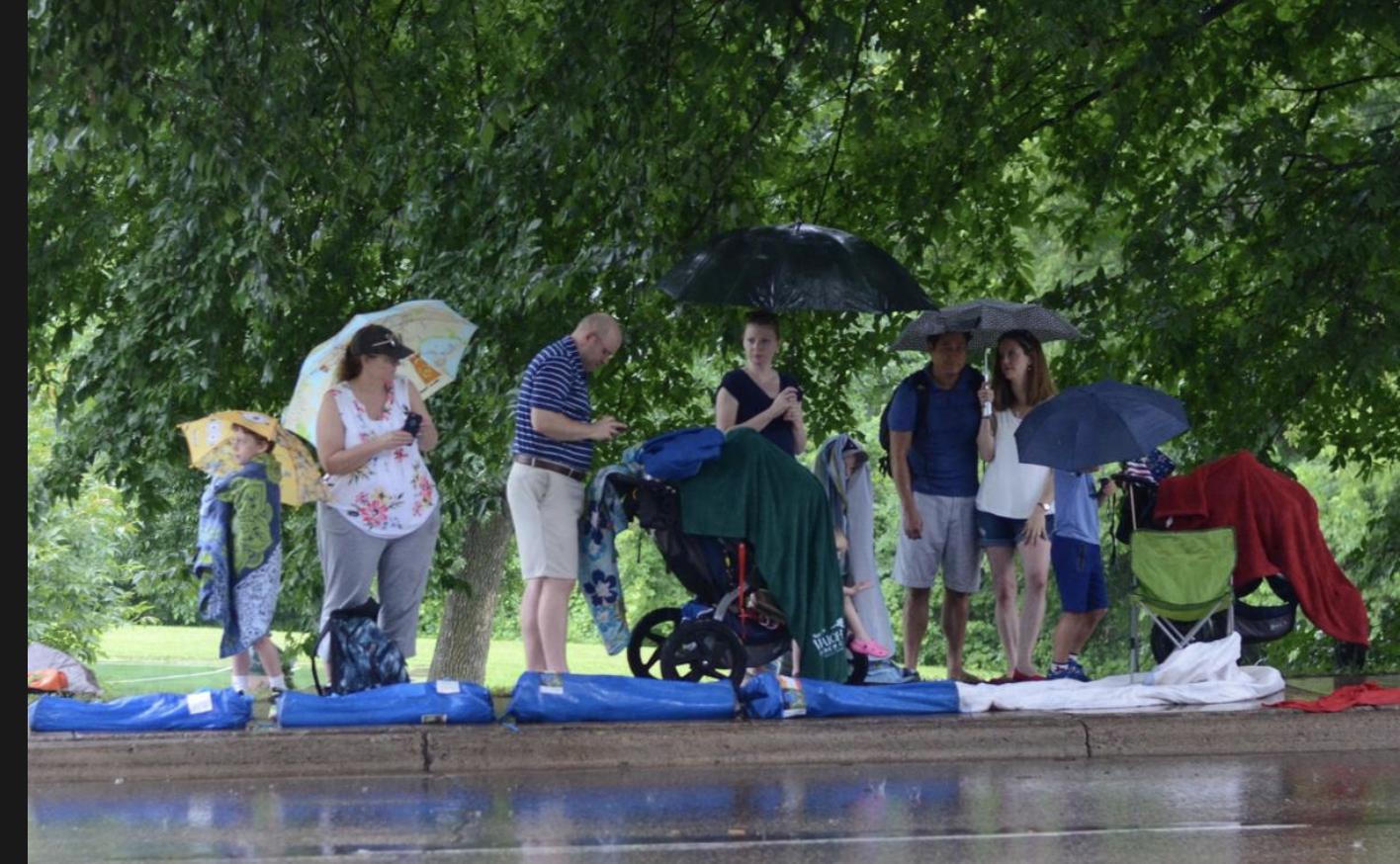 Photos: Edina's Fourth of July Parade Overcomes Threat of Rain   Edina Sun Current , July 5, 2018