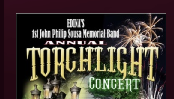 Torchlight Concert (1st John Philip Sousa Memorial Band)