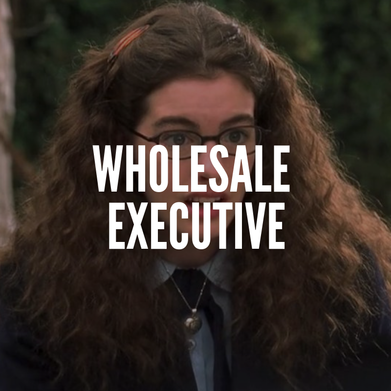 Wholesale Executive