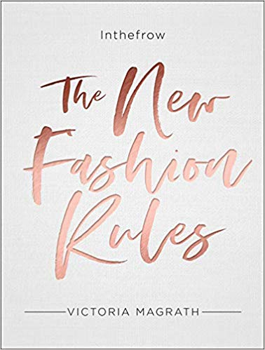 The New Fashion Rules by In The Frow - Fan of fashion blogger In The Frow? Then you've probably already spotted this book. Not only was Victoria a fashion student and lecturer at the University of Manchester, she's got a wardrobe I'd die for and her writing skills? Definitely up to par. Not only can this book be seen as motivation within the world of fashion, but the book is incredibly insightful. A great read for those currently studying a fashion related course or an asset for those doing their dissertation on the new digital era that surrounds fashion!