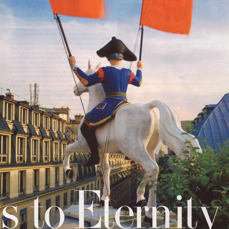 Hermès, Vanity Fair - September 2007