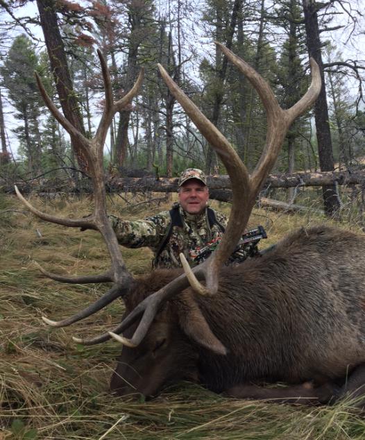John Barklow Sitka Gear Elk