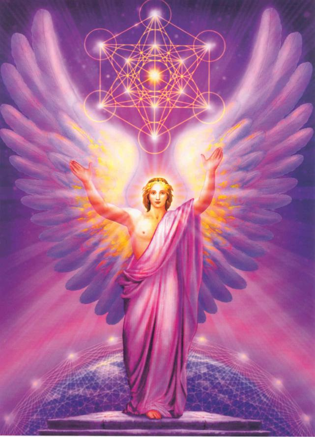 Angel Metatron
