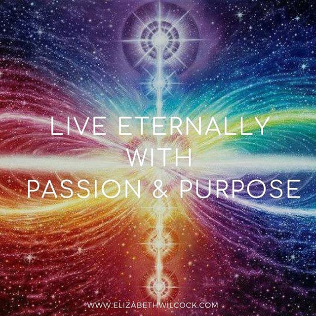You are an eternal soul on an eternal timeline. 🌈💗 . . . . #elizabethwilcock #thepriestesspath #liveeternally #passion #purpose