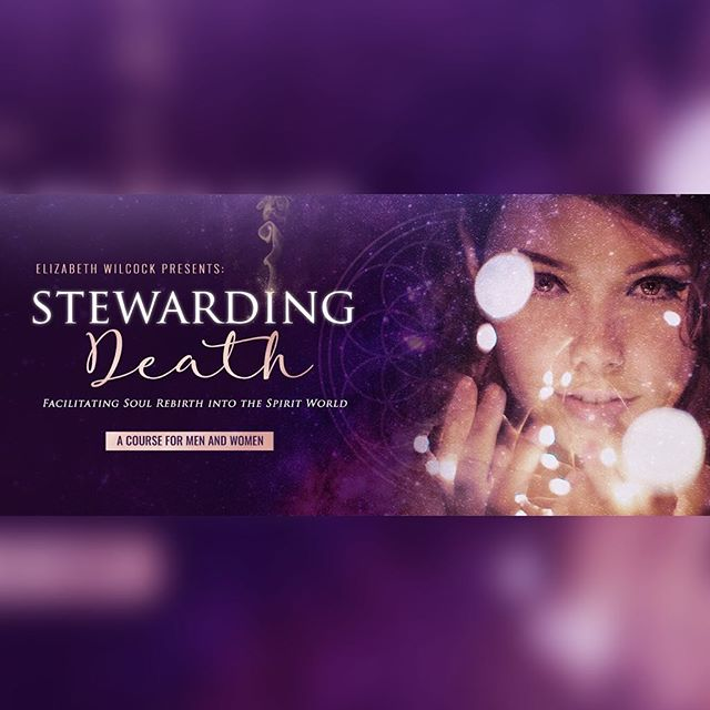 CONGRATS TO THE WINNER of Stewarding Death Header Contest = Katie Zamudio Shoup!