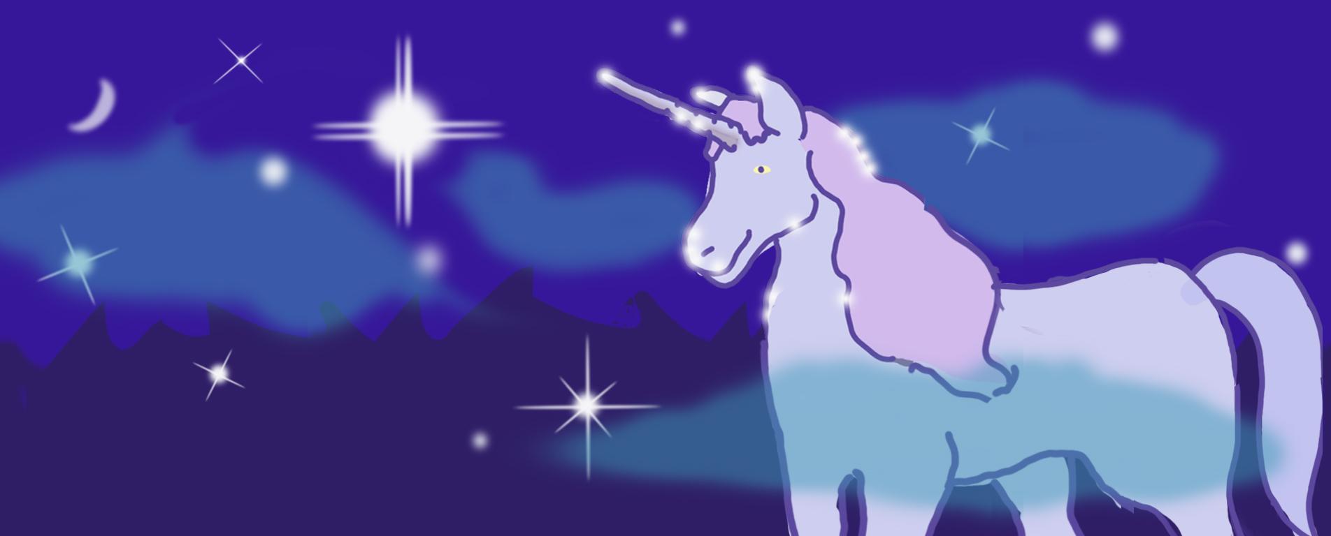 Unicorn by Jane Aaron