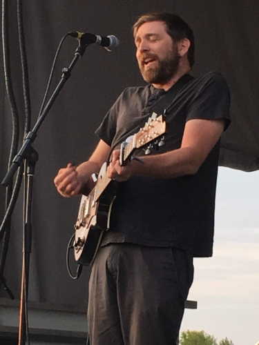 Canadian Indie song writing legend, John K Samson, formerly of the Weakerthans wasn't just Zachary Lucky's favourite performer. He had people literally in tears while he sang.