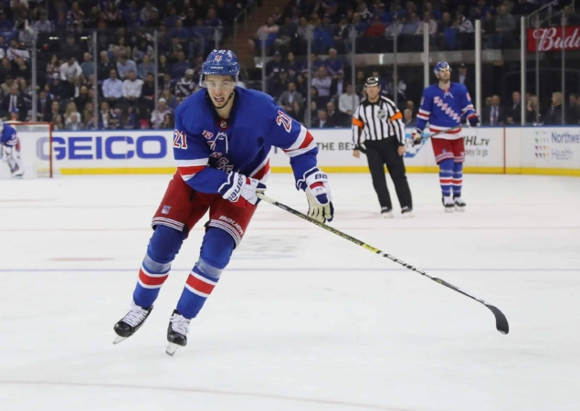 Brett Howden  has had the best start of the lot. He fit right into the  New York Rangers ' system. He is currently playing on the fourth line, with Vladimir Namestnikov. After only five games in blue he is one of the club's leading point producers with two goals and an assist.