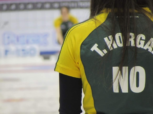Tracy Horgan's Northern Ontario rink turned some heads in 2015