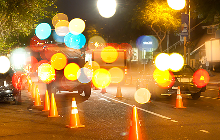 Impaired Driving Was Focused on in January - Photo Courtesy SGI