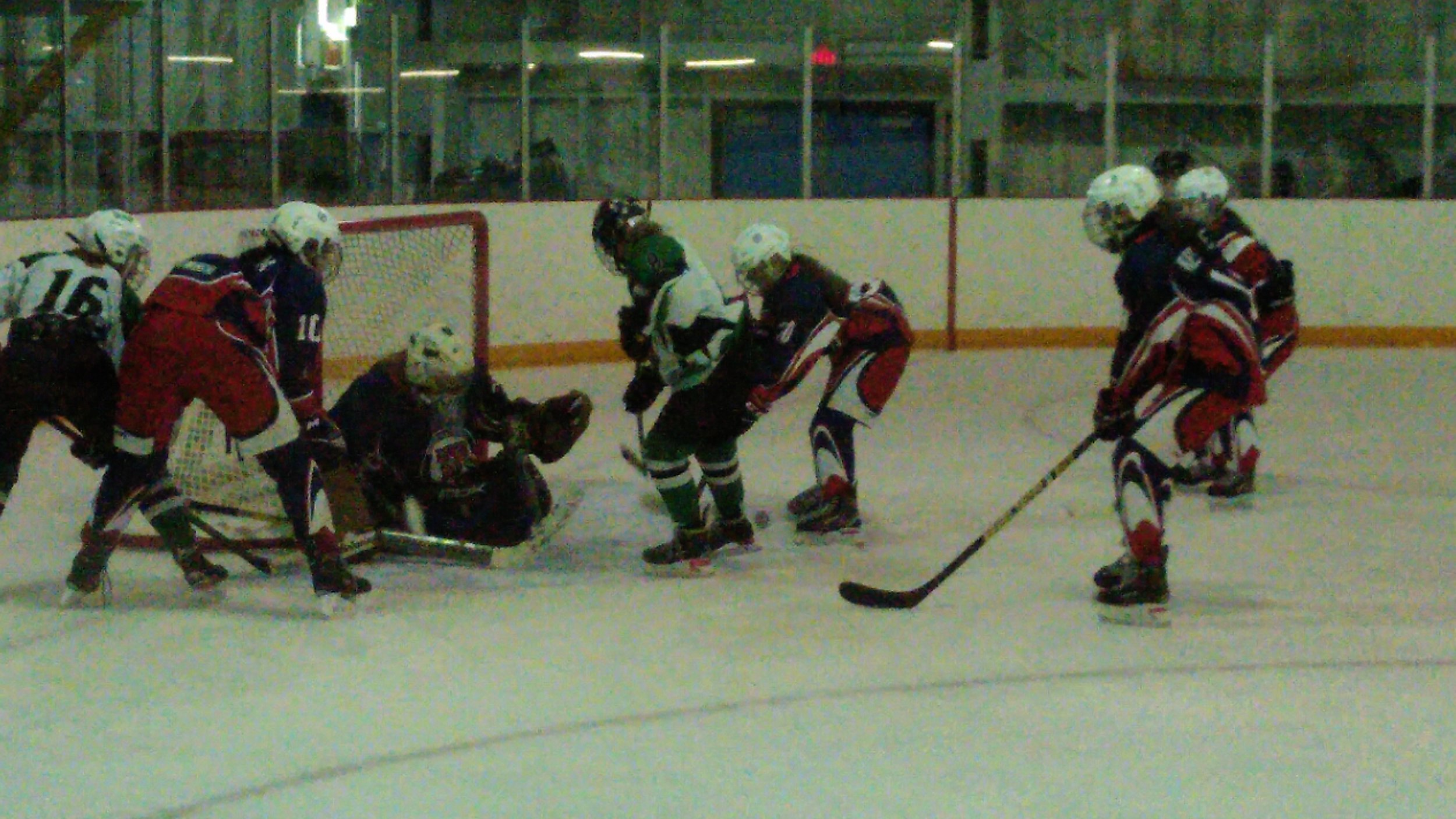 Action from Game One Friday night in Moose Jaw - MJ Independent File Photo
