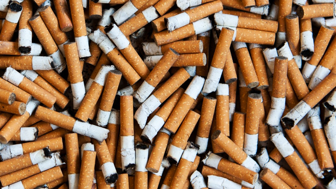 The proposed Bylaw changes would not include throwing cigarette butts on City-owned sidewalks that is under anti-littering bylaws