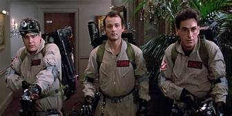 Scene From Ghostbusters