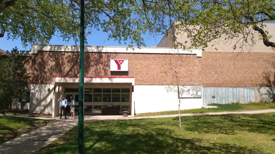 The YMCA of Moose Jaw's flagship Fairford Street location